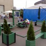 Jardiniere exterioare Expozition