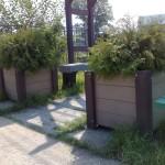 Jardiniere de exterior Alexandria