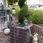 Jardiniere de exterior CARRE