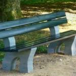 Banci pentru parcuri 111
